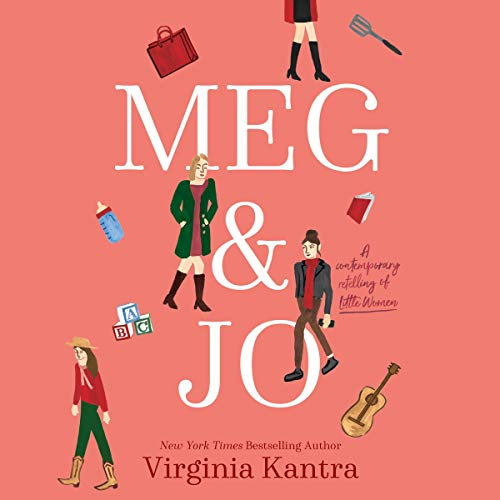 Meg and Jo cover art