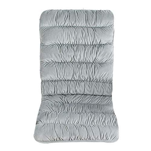 Bitcircuit High Back Chair Pad Cushion, Seat Cushion Chair Cushion Non-Slip Backrest Seat Pad One-Piece Cushion Waist Seat Cushion for Work Leisure Garden Sofa Cushion Bedroom Seat Pad