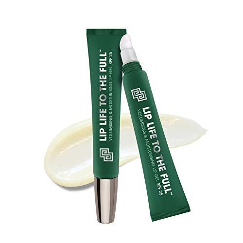 Shakeup Cosmetics - Lip Life to the Full Gel de Labios Humectante & Voluminizador - Hidratación de larga duración, SPF, Vegano y Libre de Crueldad Animal