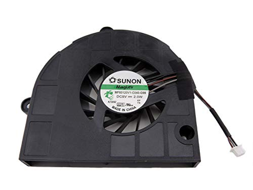 Cythonworks - Refrigerador compatible para Acer Aspire 5250, 5251, 5253, 5253G, 5551, 5551G, 5741, 5741G, 5741Z, 5741ZG Acer TravelMate 5740, 5740G, 5740Z, 5740ZG eMachi