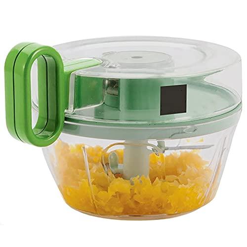 MovilCom® - Cortador de Verduras   Picadora Manual de Alimentos   trituradora...