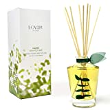 LOVSPA Cleanse Eucalyptus Sage Reed Diffuser Oil and Sticks Gift Set | Air Freshener for B...
