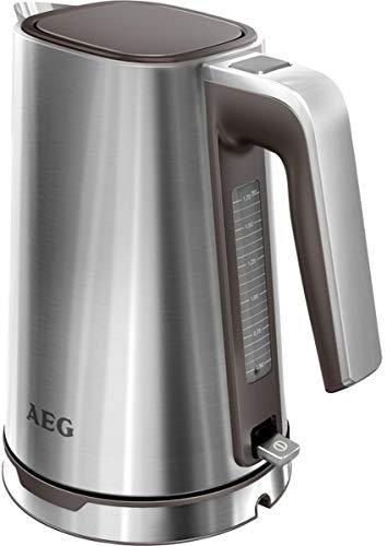 AEG EWA7300 - Hervidor eléctrico, 3000 W, color plateado