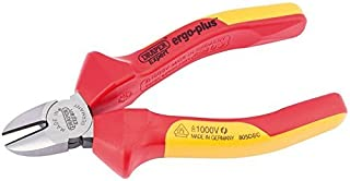 Draper 50248 Expert 140mm Ergo Plus Fully Insulated Vde Diagonal Side Cutters