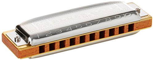 Hohner Blues Harp Harmonica, Key of D