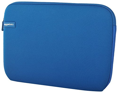 AmazonBasics 11.6-Inch Laptop Sleeve - Light Blue