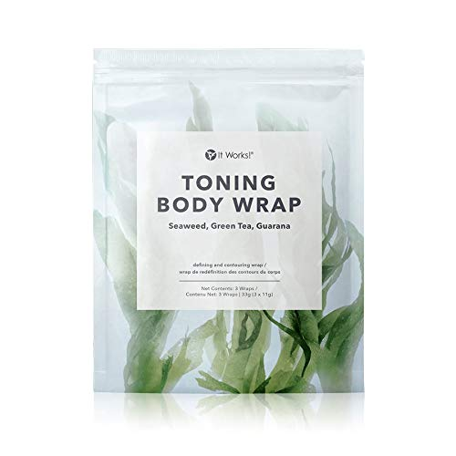 It Works : Ultimate Body Applicator Body Contouring Wrap Net