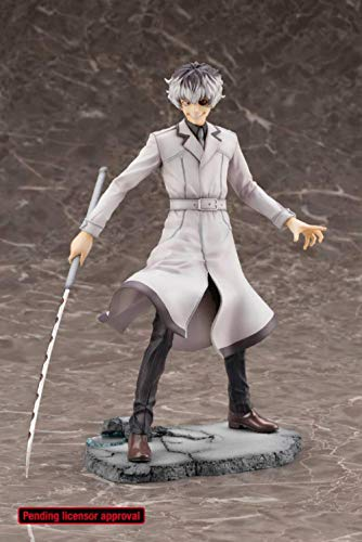 HYHSM Manga Tokyo Ghoul Figurine Tokyo Pupae Sasaki Ayumi PVC Décorations De Bureau Figure Hauteur: 22 Cm en Boîte