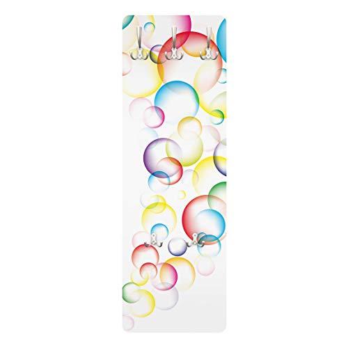 Apalis Appendiabiti–Rainbow Bubbles 139x 46x 2cm,–Appendiabiti, Appendiabiti da Parete, Appendiabiti, Appendiabiti da Parete, Appendiabiti, attaccapanni