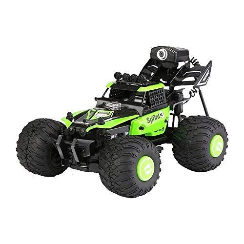 VR Lentes 1/28 RC con el coche controlado por radio de 0,3 MP cámara Coches for los muchachos 2.4G WIFI 20 kmh remoto regalo de control Off-Road coches de juguete de niños for adultos metal niño niños