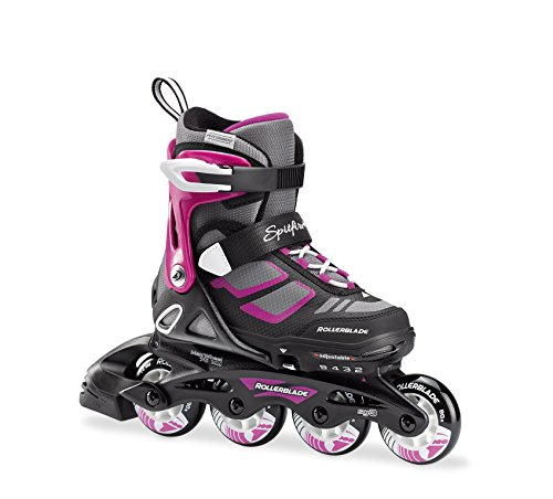 Rollerblade Spitfire XT Girl's Adjustable Fitness Inline...