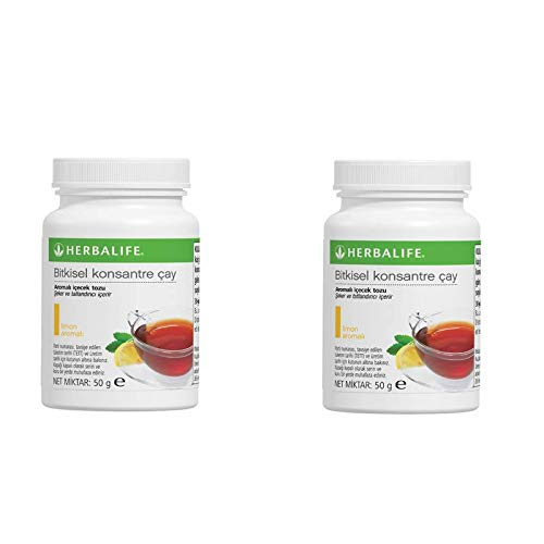 Herbalife Herbal Instant Drinks with Tea Extracts 2 x 50 g