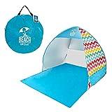 AKTIVE 62164 - Tienda de playa Pop Up multicolor...
