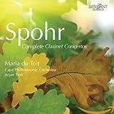 Complete Clarinet Concertos - aria Toit du