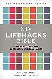 NIV, Lifehacks Bible: Practical Tools for Successful Spiritual Habits