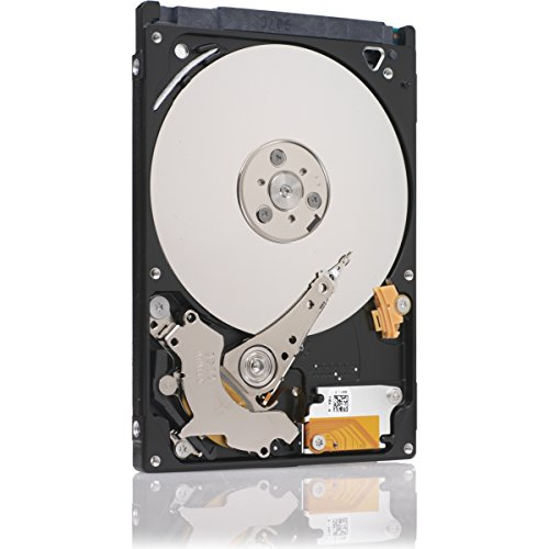 SEAGATE Interne Festplatte Momentus Thin ST500LT012 - 500 GB