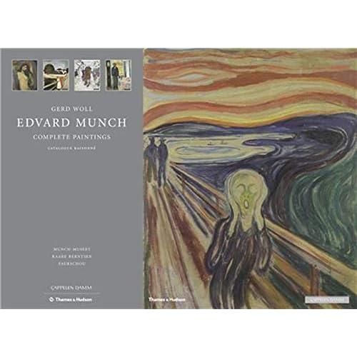 Edvard Munch: Complete Paintings: Catalogue Raisonné