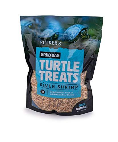 Fluker's Grub Bag Turtle Treat - River Shrimp