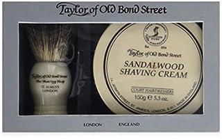 Taylor of Old Bond Street Pure Badger Brush and Sandalwood Bowl Gift Box Set (B00278HYC0)   Amazon price tracker / tracking, Amazon price history charts, Amazon price watches, Amazon price drop alerts