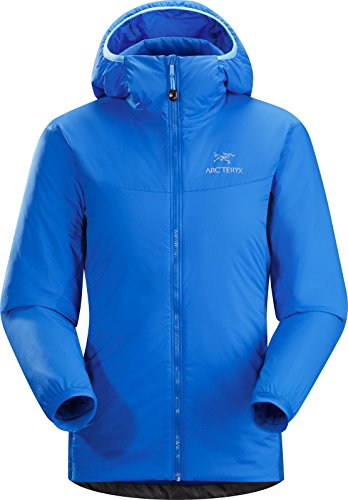 Arc'teryx Jacke Atom Light Weight - Soft Shell para Mujer, Color Azul,...