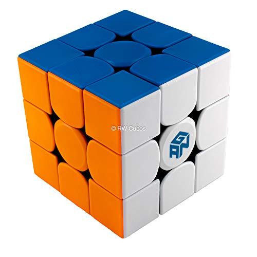 Cubo Mágico Profissional GAN 356 RS stickerless 3x3x3