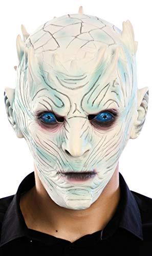 EUROCARNAVALES Máscara de Caminante Blanco
