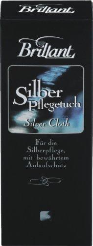 Silber Pflegetuch 35 x 30 cm