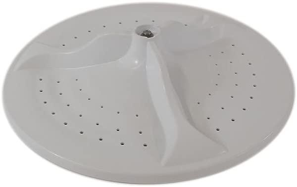 Whirlpool W10752283 Washer Washplate Original Equipment OEM Part White