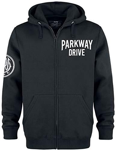 Parkway Drive None Survive Männer Kapuzenjacke schwarz XL