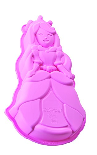 Silikomart 20.336.23.0065 SFT336 FAIRY PRINCESS - SILICONE MOULD 28,5X14,5 H 40 MM