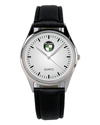 Geschenk für Puch Oldtimer Fans Fahrer Kiesenberg Uhr B-1195