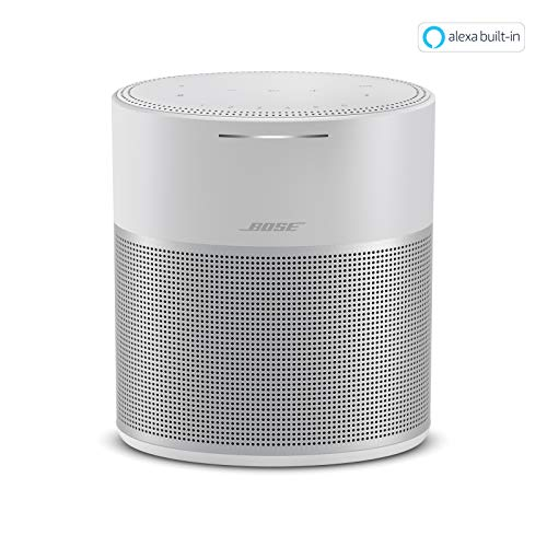 Bose Home Speaker 300 mit integrierter Amazon Alexa-Sprachsteuerung, silber - 2