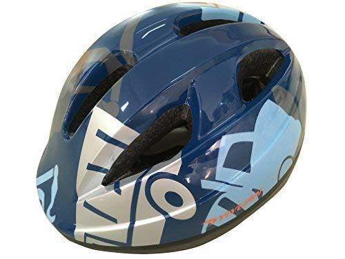 YIYUAN Kinder Fahrradhelm Erwachsener Fahrrad Helm Sturzhelm Reithelm Road Mountainbike Helm Rosa Blau und Rot, XS (48-52cm) Y-03 (Blau)