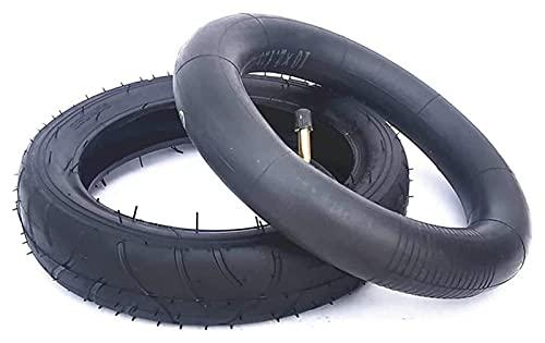 Neumáticos para patinetes eléctricos, neumáticos Interiores y Exteriores de 10 Pulgadas, Antideslizantes...