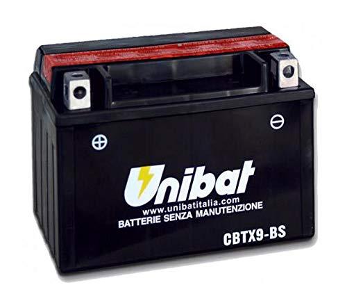 AU 24/kW /équivalant /à YTX9-BS Bosch FTX9-BS Batterie Moto pour Suzuki Burgman AN 400/Burgman