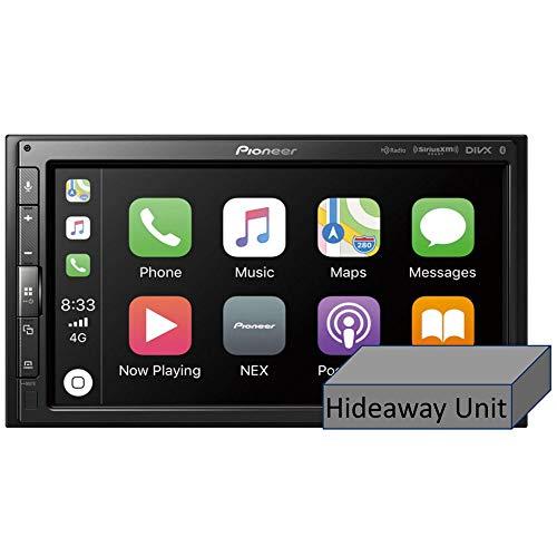 Pioneer DMH-C2550NEX Modular 6.8 '' Receptor multimedia con CarPlay y Android Auto