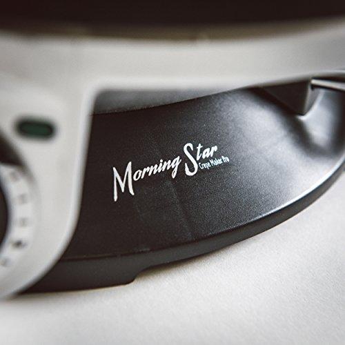Product Image 1: Morning Star – Crepe Maker Pro – 13 Inch Crepe Maker & Electric Griddle – Non-stick Pancake Maker