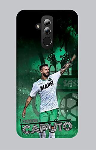 Funda blanda de TPU para Huawei Mate 20 Lite Sport 108 Ciccio Caputo