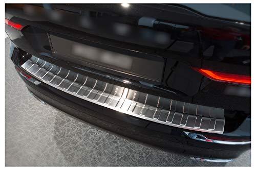 tuning-art L313 Edelstahl Ladekantenschutz 5 Jahre Garantie Fahrzeugspezifisch
