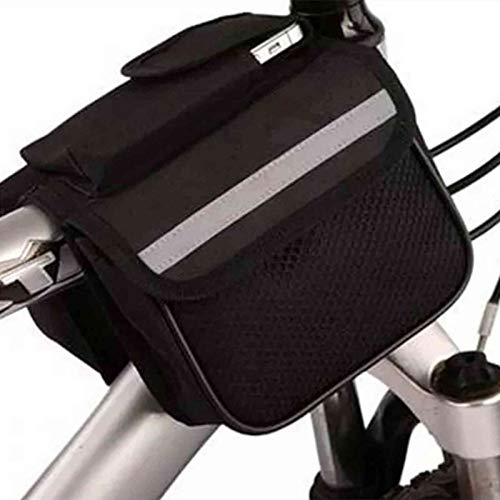 YUEBM Front Frame Cycling Saddle...