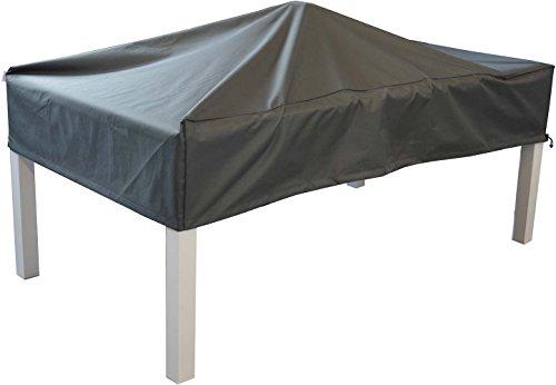 Housse de Protection pour Table - 180 x 100 cm - Grise