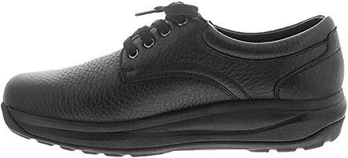 Joya Mustang II 130BIZ Leather Mens Shoes - Black - 9.5