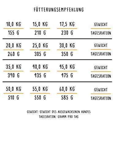 bosch Hundefutter Adult Fisch &  Kartoffel 1 kg, 5er Pack (5 x 1 kg) - 4
