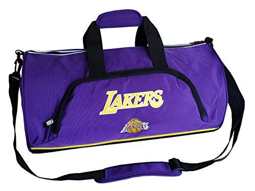 Panini Borsa Zaino Sport NBA Los Angeles Lakers L 48cm 62598 Viola