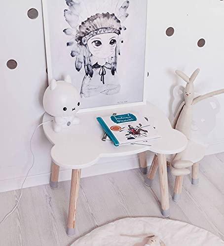 Mesa en forma de oso para habitación de los niños