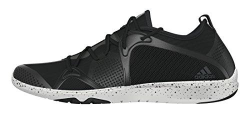 adidas Damen Adipure 360.4 W Laufschuhe, Black (Negbas/Nocmét/Ftwbla), 38 EU