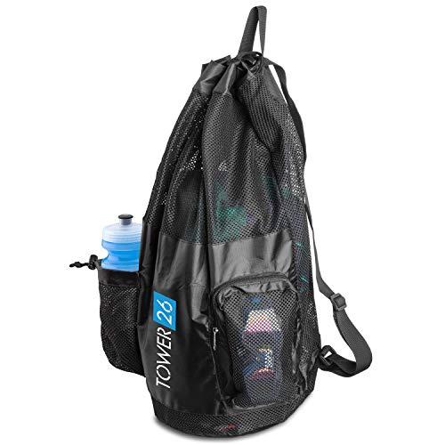 Tower 26 Mesh Swim Equipment Bag
