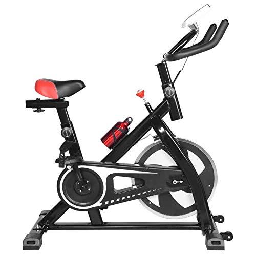 LAOHETLH Bicicleta Estatica De Spinning Bici Ejercicio Gym Casa Indoor Fitness Las Bicicletas De Ejercicio En Casa Puede Ser Utilizado For Ejercicio Aeróbico En Casa