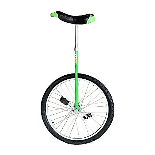 Unifly 20' Beginner Training Unicycle - [A] Frame, Tubular Oval Steel, Complete Set, Aluminum Wheels...