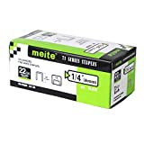 meite MT7116B Framing Staplers 22 Gauge 3//8-Inch Crown or C Crown 9//16 to 5//8-Inch Length Fine Wire Stapler Professional for Picture Frame